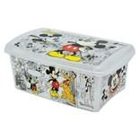 Caixa Decora Mickey 4.2 Litros Plasútil