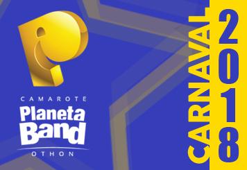 Camarote Planeta Band 2018