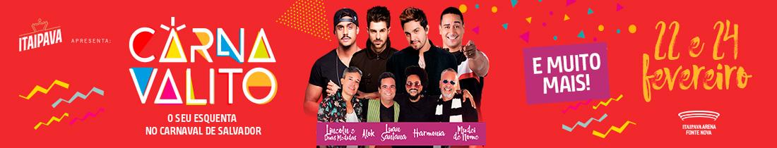 Atrações Carnavalito 2020