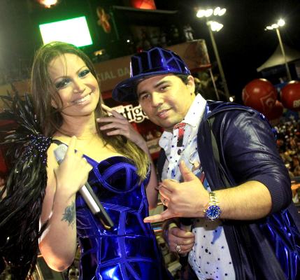 Aviões Elétrico no Carnaval de Salvador