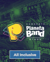 Camarote Planeta Band All Inclusive 2020