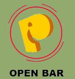 Planeta Band Open Bar (Unisex)